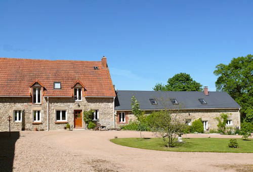 Bostadsbyte i Frankrike,Saint-Maigner, Auvergne,Charming countryhouse,Home Exchange Listing Image