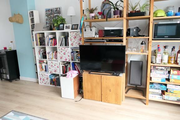 Échange de maison en Pays-Bas,Deventer, Overijssel,Cozy apartment near city centre of Deventer,Echange de maison, photos du bien