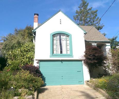 Échange de maison en États-Unis,Oakland, CA,Three Bedroom House With Garden in Oakland CA,Echange de maison, photos du bien