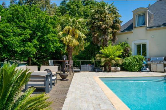 Wohnungstausch oder Haustausch in Frankreich,Sautron, ,Main house in green area, 10kNantes,Home Exchange Listing Image