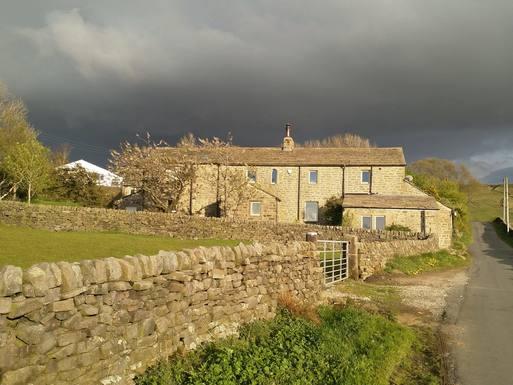 BoligBytte til Storbritannien,Silsden, West Yorkshire,Yorkshire Farmhouse with amazing views,Boligbytte billeder