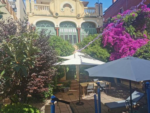 Home exchange in Spain,Barcelona, Cataluña,Spain - Barcelona - House (2 floors+),Home Exchange  Holiday Listing Image