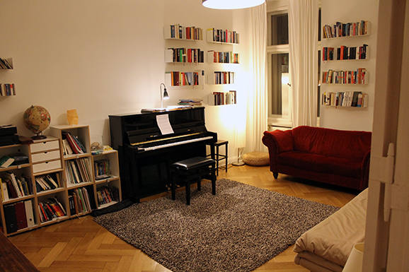 BoligBytte til Tyskland,Berlin, Berlin,Berliner Altbauwohnung - perfekt für Familien,Boligbytte billeder