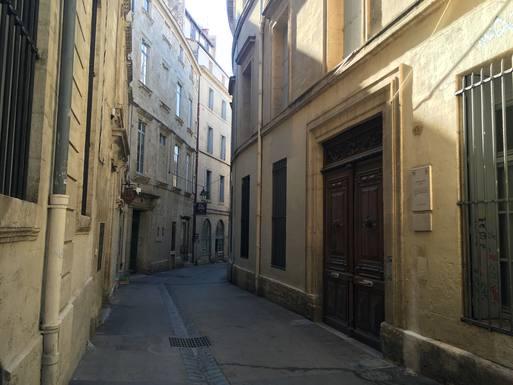 BoligBytte til Frankrig,Montpellier, Occitanie,Atypical duplex in an historic building,Boligbytte billeder