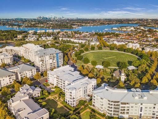 Échange de maison en Australie,Breakfast Point, NSW,Modern Apartment 12 kms from the CBD,Echange de maison, photos du bien