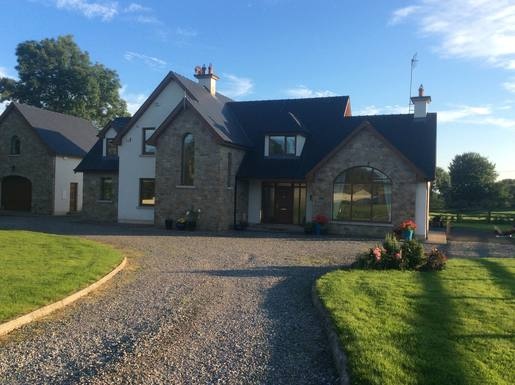 País de intercambio de casas Irlanda,Limerick, Munster,Happy&spacious,family home,edge of a village,Imagen de la casa de intercambio