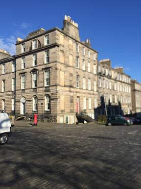 Home exchange in United Kingdom,Edinburgh, Scotland,Central apartment overlooking gardens,Home Exchange & Home Swap Listing Image