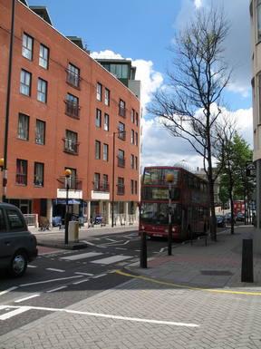 Quiet flat in Central London (EC1)