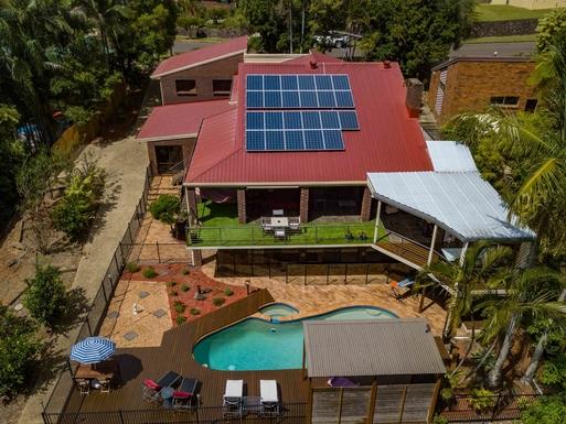 BoligBytte til Australien,Bli Bli, Queensland,New home exchange offer in Bli Bli Australia,Boligbytte billeder