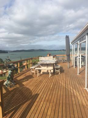 Home exchange in New Zealand,Whangarei, Northland,Parua Bay Holiday Haven, Whangarei Heads,Home Exchange & Home Swap Listing Image