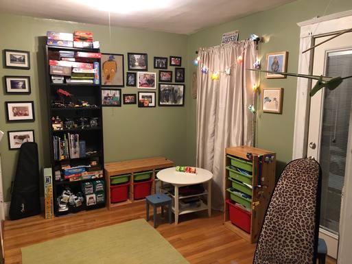 Home exchange in États-Unis,Medford, Ma,Quiet Two Bedroom close to Boston,Echange de maison, photo du bien