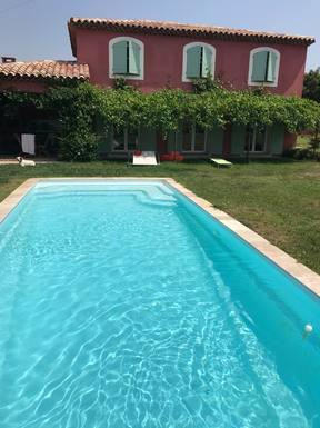 piscine et extérieur
