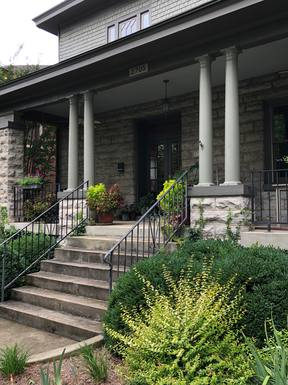 Bostadsbyte i USA,Nashville, Tennessee,Historic Foursquare in Prime Neighborhood,Home Exchange Listing Image