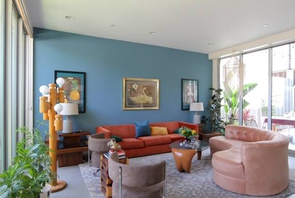 Huizenruil in  Verenigde Staten,LA, CA,Eclectic LA Home,Home Exchange Listing Image
