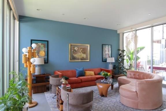 Koduvahetuse riik Ameerika Ühendriigid,LA, CA,Eclectic LA Home,Home Exchange Listing Image