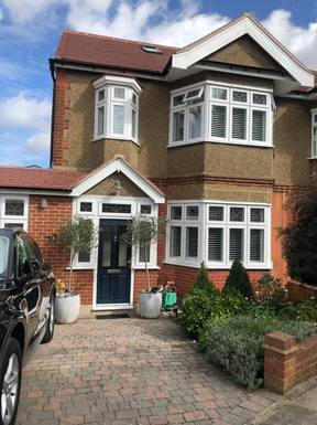Home exchange country Birleşik Krallık,Enfield, Middx,Delightfully  quiet semi rural 4 bedroom home,Home Exchange Listing Image