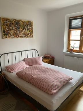 Schlafzimmer für 2 P. / Bedroom for 2