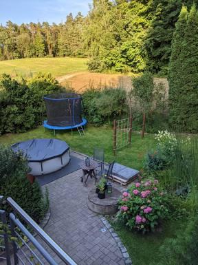 Home exchange in Germany,Bubenreuth, Bayern,Neu renoviertes Haus mit Sauna und Kicker,Home Exchange  Holiday Listing Image