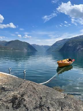 Boligbytte i  Norge,Bergen, 110k, SE, Hordaland,HOUSE BY THE FJORD,Home Exchange & House Swap Listing Image