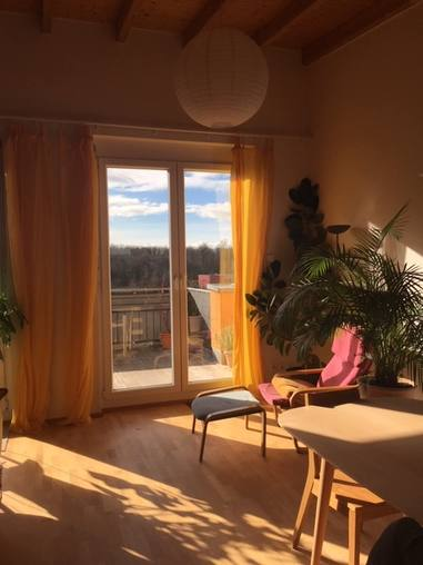 Home Exchange In Germany Freiburg Sunny And Lofty Maisonette