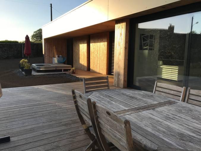 Wohnungstausch in Frankreich | CHATELAUDREN | Maison moderne