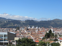 Home exchange in Ecuador,Cuenca, Azuay,Modern Condo with Stunning City Views,Home Exchange & House Swap Listing Image