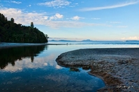 Kuratau on Lake Taupo