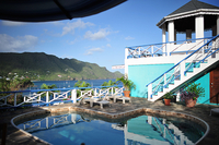 Home exchange in Saint Vincent ve Grenadinler,Port Elizabeth, Bequia,Princess Hill Villa, Bequia , Grenadines,Home Exchange Listing Image