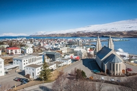 Koduvahetuse riik Island,Akureyri, ,Akureyri, Beautiful North East Iceland,Home Exchange Listing Image