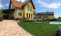 Home exchange in Autriche,graz, steiermark,family house near graz, garden & pool,Echange de maison, photo du bien