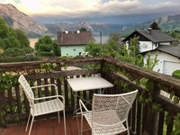 Home exchange in Autriche,Altmuenster, Oberösterreich,Lakeview house at lake Traunsee in the Alps,Echange de maison, photo du bien