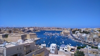 Home exchange in Malta,Kalkara, Province,Apartment overlooking the Grand Harbour,Home Exchange & House Swap Listing Image