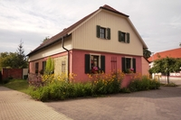 Home exchange in Almanya,Sachsenhausen b.Weimar, Thüringen,Germany - Weimar, 6k, N - House (2 floors+),Home Exchange Listing Image