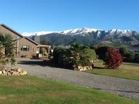 Home exchange in New Zealand,Hanmer Springs, Canterbury,Hanmer Springs with stunning views,Boligbytte billeder