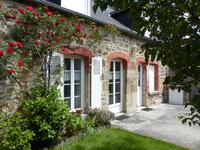 Kodinvaihdon maa Ranska,Lancieux, Bretagne,House of sinner in Lancieux France,Home Exchange Listing Image