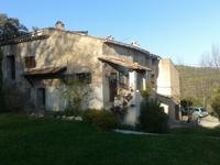 BoligBytte til Frankrig,FLAYOSC, Var,Old farmhouse in Provence, scenic view.,Boligbytte billeder