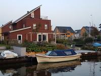 Scambi casa in: Paesi Bassi,Drachten, Friesland,Villa at the water with boat,Immagine dell'inserzione per lo scambio di case