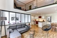 Home exchange in France,Montpellier, Occitanie,Splendid Duplex 63m²in dowtown,Echange de maison, photo du bien