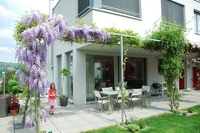 Home exchange in Suisse,Kriens, Luzern,Switzerland - Lucerne (3k), house with garden,Echange de maison, photo du bien