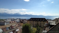 Home exchange in Switzerland,Lausanne, Vaud,Lovely loft 50 m2, splendid lake view,Home Exchange & House Swap Listing Image