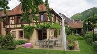 BoligBytte til Frankrig,RIBEAUVILLE, alsace,Beautiful house on the Alsace wine route,Boligbytte billeder