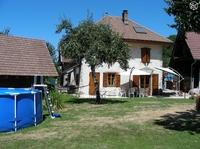 BoligBytte til Frankrig,LA COMBE DE LANCEY, Rhônes Alpes,Grande maison dauphinoise dans les Alpes,Boligbytte billeder