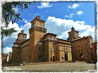 Kodinvaihdon maa Italia,Ferrara, Emilia Romagna,THE ROMANTIC HOUSE IN THE HEART OF FERRRA,Home Exchange Listing Image