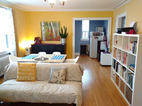 BoligBytte til Canada,Toronto, ON,Large, bright apartment in Toronto Canada,Boligbytte billeder