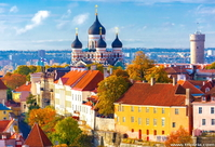 Kodinvaihdon maa Viro,Tallinn, Harjumaa,New home exchange offer in Tallinn Estonia,Home Exchange Listing Image