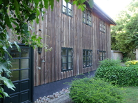 BoligBytte til Tyskland,Haffkurg, Schleswig Holstein,Renovates Old Barn 300 meter from the sea sit,Boligbytte billeder
