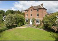 Home exchange in Birleşik Krallık,Ludlow, Shropshire,Georgian Manor House in Shropshire,Home Exchange Listing Image