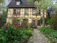 Home exchange in Allemagne,Weimar, Thüringen,Germany - Weimar - House (1 floor),Echange de maison, photo du bien
