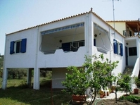 Boligbytte i  Hellas,Thyni, Peloponnese,House around olive trees,Home Exchange & House Swap Listing Image