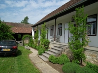 Home exchange in Hongrie,Magyaregregy, Baranya,Romantic cottage in Mecsek Hills, Hungary,Echange de maison, photo du bien